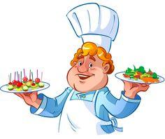 Koch bei der arbeit clipart  Bildergebnis für clipart kochlöffel | Applikationen Küche Koch ...