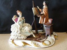 in Pottery, Porcelain & Glass, Porcelain/China, Capodimonte