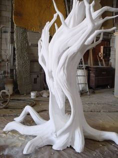 Styrofoam Sculpters | Wicked Tree photo Acura002.jpg
