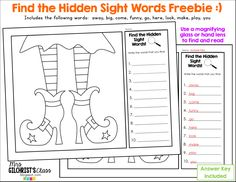 halloween halloween sight words freebie and games for sight words cvc words and cvce - Halloween Word Game