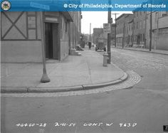PhillyHistory.org - Contract W963D - East Side of Franklin Street from Willow Street to Spring Garden Street