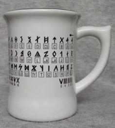 ABC-POHÁR Heart Of Europe, Hungary, Mugs, Tableware, Dinnerware, Tumblers, Tablewares, Mug, Dishes