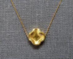 Modern Clover Necklace