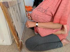 Weaving & feeding