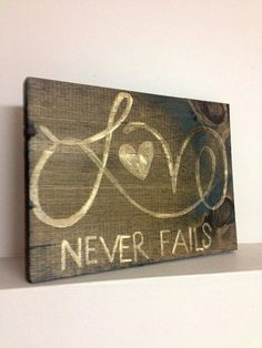 **Ready to Ship**    Looking for a unique, one of a kind gift for a loved one or your own home? Hand carved signs are a perfect keepsake that is