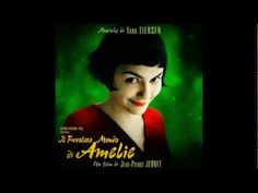 Yann Tiersen La Valse D'Amelie - Piano Version,   He can play music without much thought -airily, but it is the magic, it's touching.
