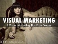 """visual marketing: 8 Tips from Vogue"" - A Haiku Deck by Martin Smith: 8 Visual Marketing Tips From Vogue"