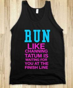 Motivaiton. Haha!  @Kayla Satcher @Amelia Ann Strahan @Lauren Phelps, If we ever do the warrior dash together, we are making these.