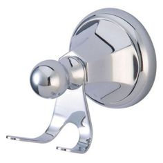 Kingston Brass BA4817C Metropolitan Robe Hook Polished Chrome ** Details can be found by clicking on the image.
