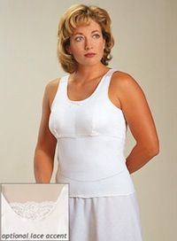 4f19c1b954bdd FREE SOFTEE® Mastectomy Recovery Camisole for You or a Friend! Donated by  United Breast Cancer Foundation