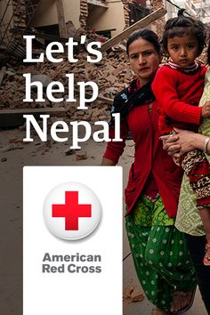 Help people affected by the devastating earthquake in Nepal. Tap to donate to the American Red Cross's relief campaign today. Or the Canadian Red Cross Helping Others, Helping People, Nepal, American Red Cross, We Are The World, Good Cause, Thing 1, Faith In Humanity, Before Us