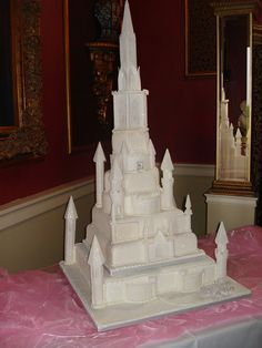 My beautiful wedding cake made by Kelly Ann's cakes.