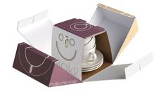 clever ceramic mug packaging - Google Search