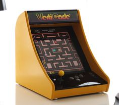 Weecade - Mame cabinet autocad and PDF Drawings and Vector Artwork for your MAME arcade cabinet in PDF DWG and JPG