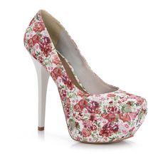 0eca68b79 Feminino - Sapato Feminino Sensuale 78-403 - Color - Passarela.com -  Calçados