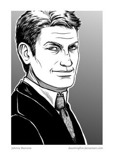 Dresden Files, Johnny Marcone by dauntingfire.deviantart.com on @deviantART