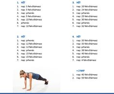 Challenges, Workout Plans, How To Plan, Fitness, Sports, Workouts, Training, Hs Sports, Work Outs