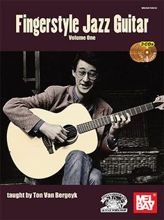 Fingerstyle Jazz Guitar Volume One (Book/3-CD Set)