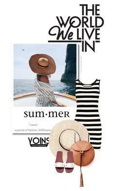 """""""Waiting for summer -Yoins"""" by lacas ❤ liked on Polyvore featuring Asobi, camostyle, yoins, yoinscollection and loveyoins"""