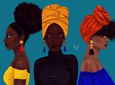 afrocentric Framed Art Print by princess kay - Vector Black - MEDIUM Black Girl Art, Black Women Art, Black Girl Magic, Art Girl, Black Girls, Natural Hair Art, Natural Hair Styles, Style Afro, By Any Means Necessary