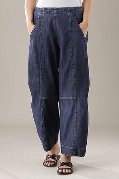 Trousers Yana wash
