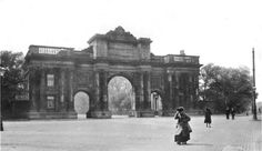 Birkenhead Park Entrance Liverpool, Outdoor Gardens, Entrance, Nostalgia, Arch, Louvre, Childhood, England, Building