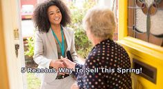 5 Reasons Why To Sell This Spring! - Pineapple Homes LLC