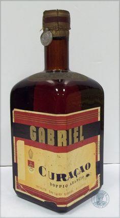 Curacao Doppio Arancio GABRIEL  - 76cl