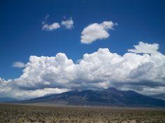 Blanca Peak, San Luis Valley, Colorado