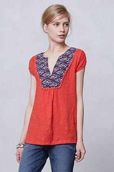 Hermosa blusa étnica!
