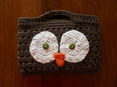 Owl Kindle Nook iPad iPad 2 iPad 3 Case w/ by LizbethsDesigns, $17.00