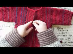 baby surprise jacket: episode 2 A - YouTube