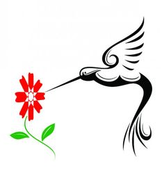 Hummingbird free vector - Free vector image in AI and EPS format. Stencil Patterns, Stencil Designs, Sgraffito, American Indian Art, Native American Art, Laser Art, Tattoo Graphic, Hummingbird Tattoo, Bird Artwork