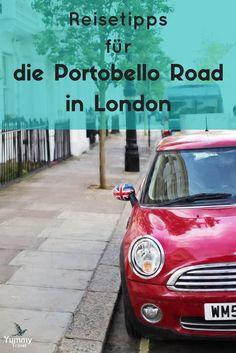 London ist voller Sehenswürdigkeiten. Ein ganz besonderer Reisetipp ist die Portobello Road. Hier findest du viele Kulinarische Highlights und interessante Geschäfte. Tipps bekommst du in diesem Artikel.