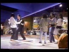 Pulp Fiction detrás de cámaras escena de baile en Jack Rabbit Slims  Великолепно !