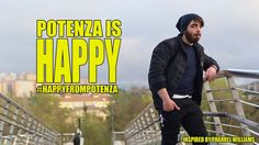 We are HAPPY from Potenza ( Inspired by Pharrell Williams )