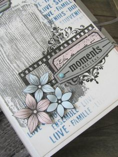 """Album """"Nos belles échappées"""": quelques visuels et tuto en vente"""