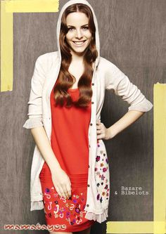 Crafty Chic by Mamatayoe / Set: Ginger / Look: Bazare + Bibelots