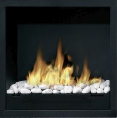 bioethanol fireplace insert Ruby Fires
