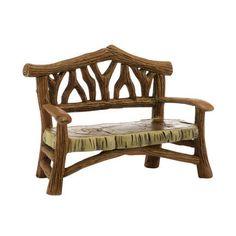 Woodland Bench – eFairies.com