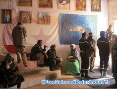 No te olvides del Sahara Occidental, ningún día... NUNCA #RASD #ElSaharaEsNuestraCausa #ReferendumNow #FREESahara