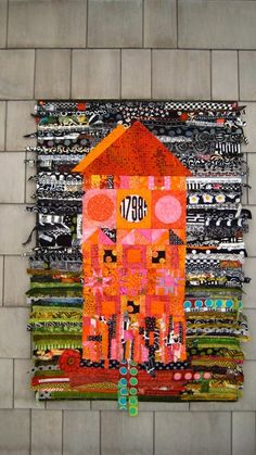 Auction House: H2Tcollaborative quilt for LaConnerQuiltMuseum auction.  Posted by Opal Cocke.