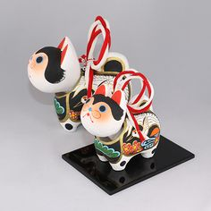 Japanese Toys, Japanese Style, General Goods, Protective Dogs, Play Clay, Good Marriage, Modern Traditional, Japan Fashion, Crazy Cats