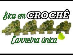 Download video: BICO EM CROCHÊ CARREIRA ÚNICA