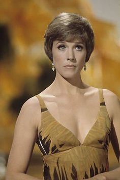 The Julie Andrews Hour. Just look at that face:)                                                                                                                                                     More