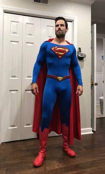 Super Hero Costumes, Cool Costumes, Cosplay Costumes, Superman Cosplay, Superhero Cosplay, Male Cosplay, Best Cosplay, Cosplay Boy, Lycra Men