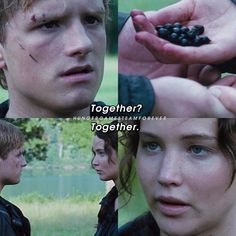 "938 Likes, 10 Comments - ⠀⠀⠀⠀⠀⠀⠀⠀⠀⠀⠀⠀⠀The Hunger Games (@hungergamesteamforever) on Instagram: "". This scene is so important //Would you have died for Peeta or Katniss? ."""