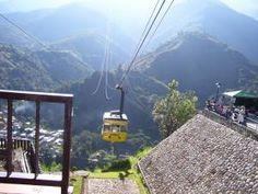 Teleferico de Merida - Venezuela (Worlds highest & longest cable car)