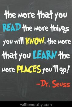 Dr. Seuss Quotes Every Kid Should Know - Written Reality
