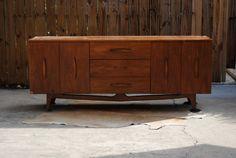 Mid Century Modern Dresser Credenza |
